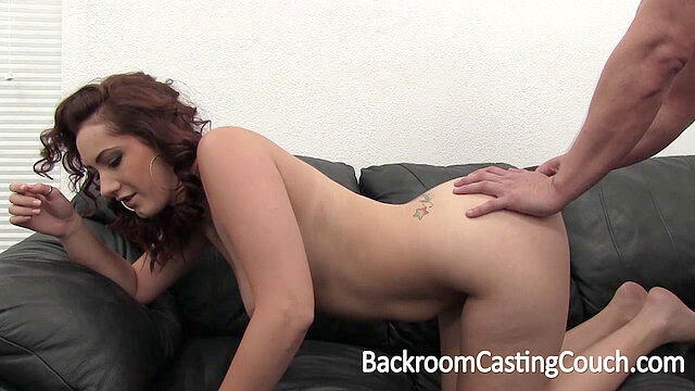 Teen Anal Casting French